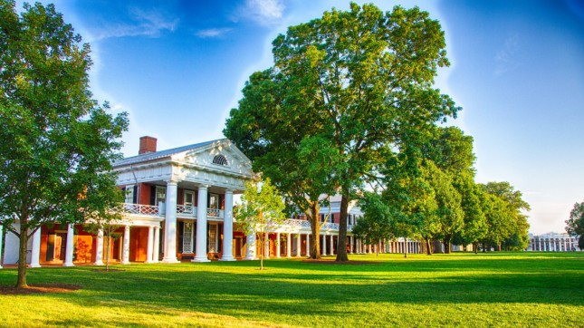 University of Virginia, Charlottesville, Virginia