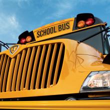 Navistar school bus