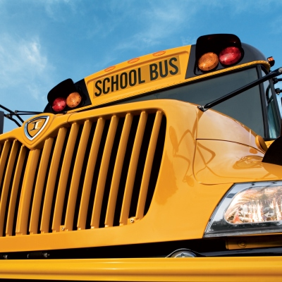 Navistar school bus