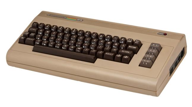Commodore 64, 1982