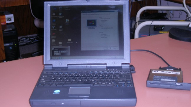 Gateway 2000 Solo, 1995