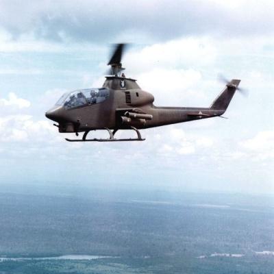 Huey AH-1G