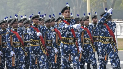 Indian Military Parade, India