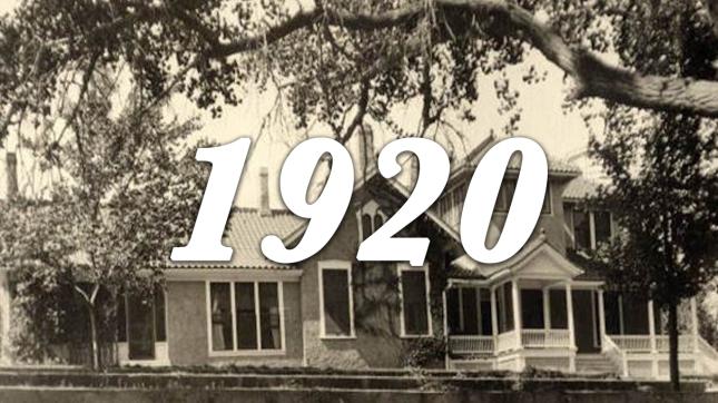 1920 house