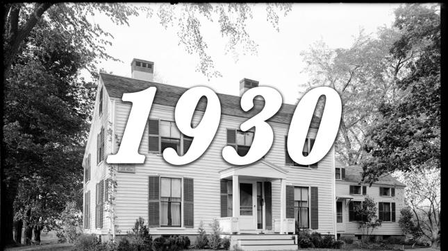 1930 house