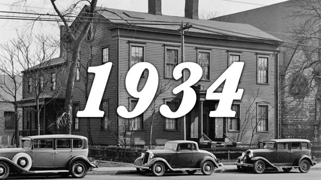 1934 house
