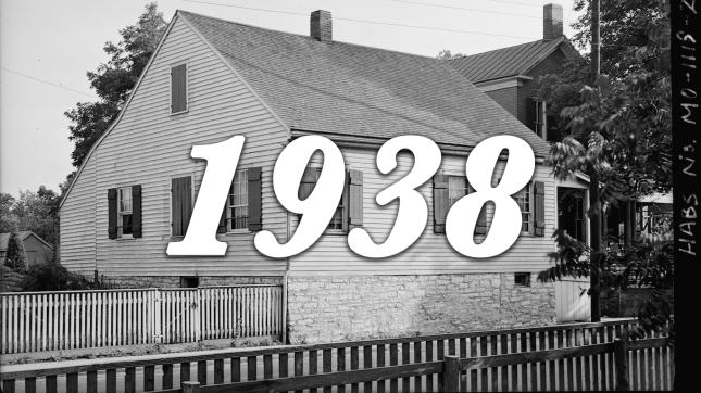 1938 house