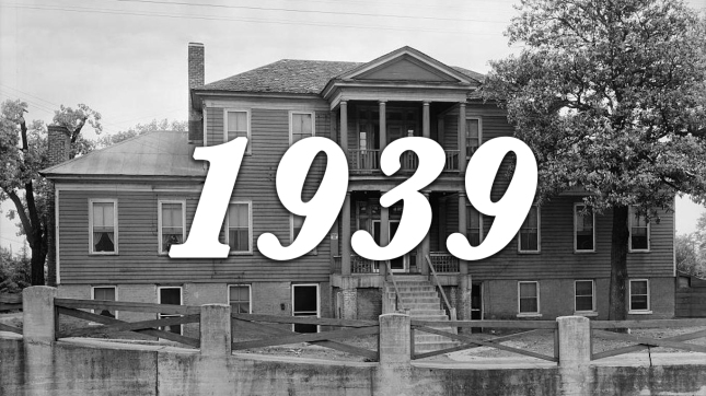 1939 house