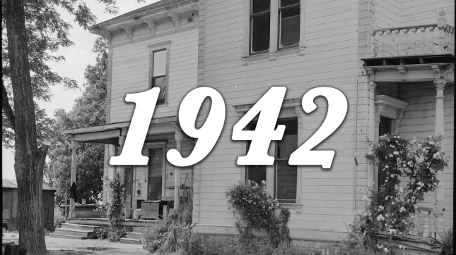 1942 house