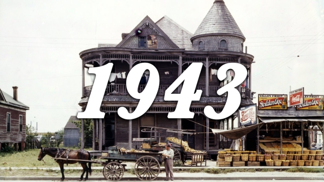 1943 house