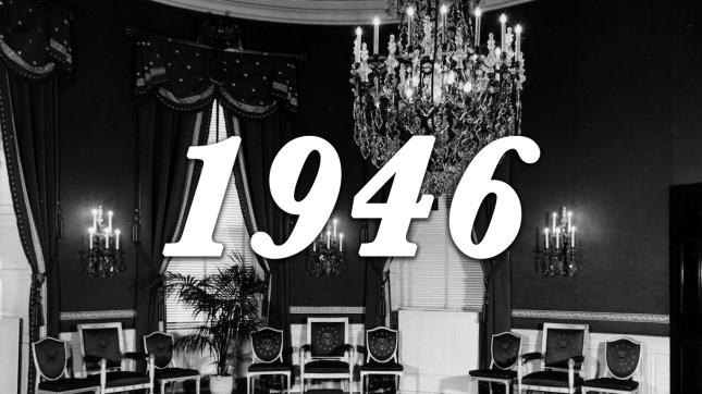 1946 White House