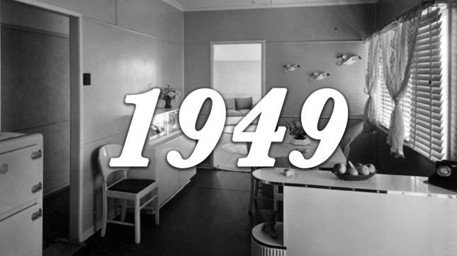 1949 interior