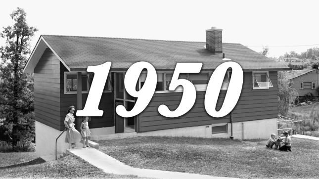 1950 house