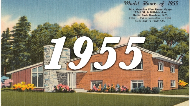 1955 model house
