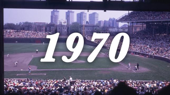 1970 baseball game