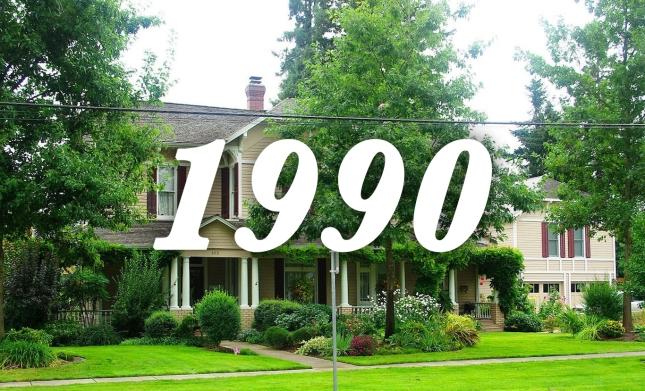 1990 house