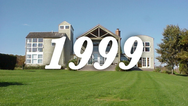 1999 house