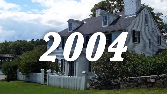 2004 house