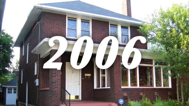 2006 house