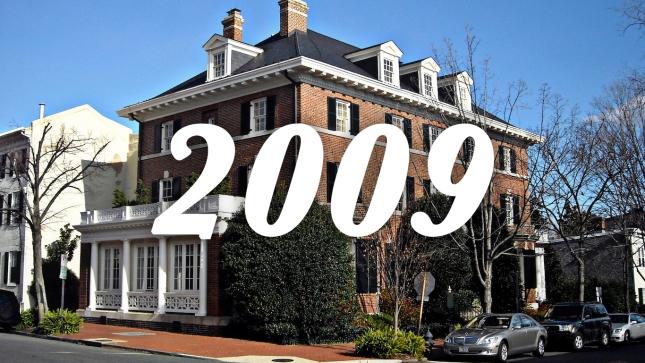 2009 house