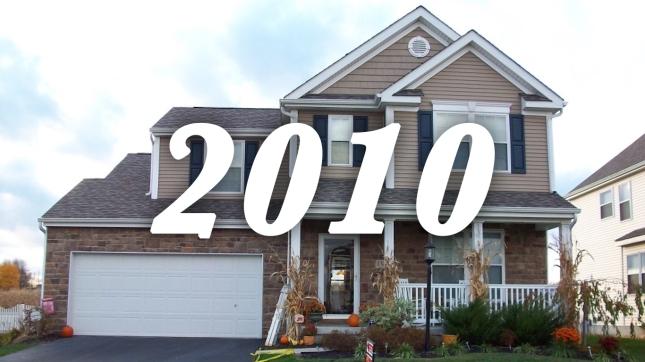 2010 house