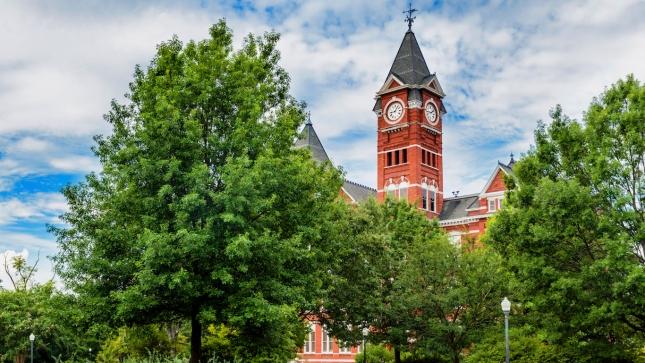 Auburn Campus, Alabama