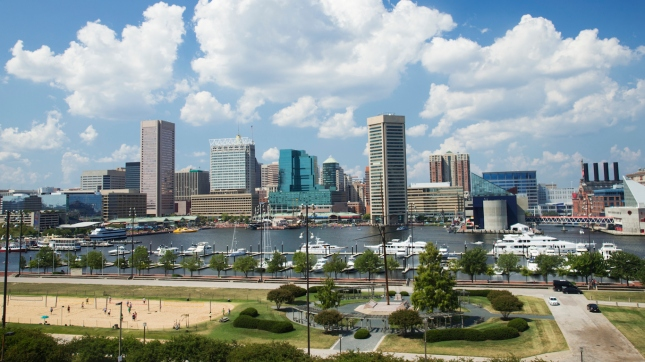 Baltimore, Maryland 3