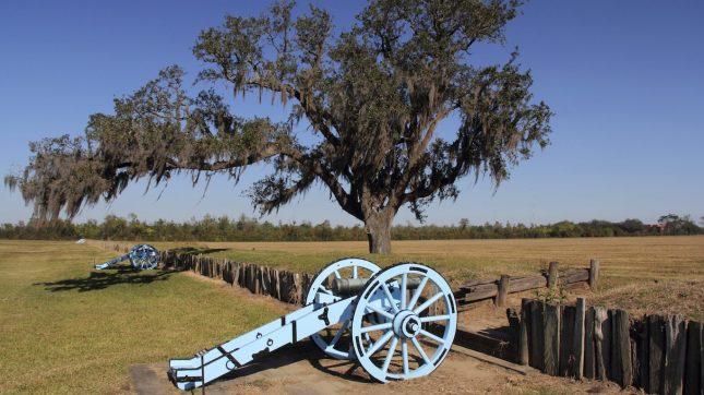 Canons, Louisiana