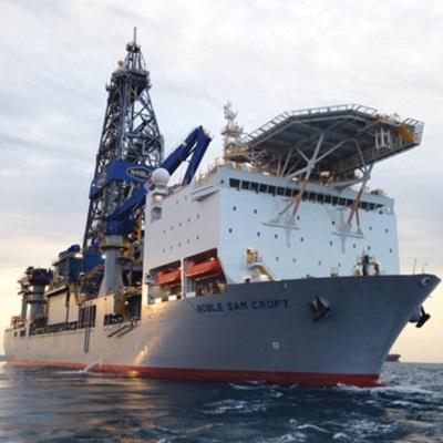 offshore drillship