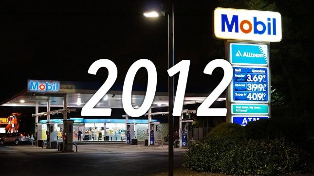 ExxonMobil, 2012