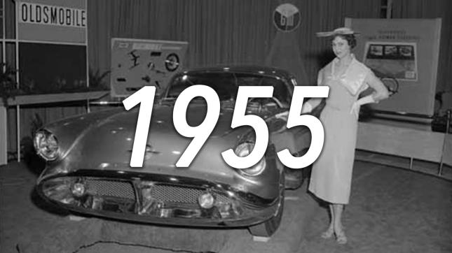 General Motors, 1955
