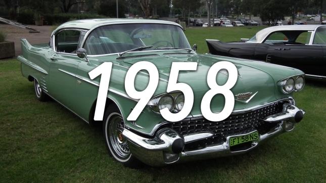 General Motors, 1958