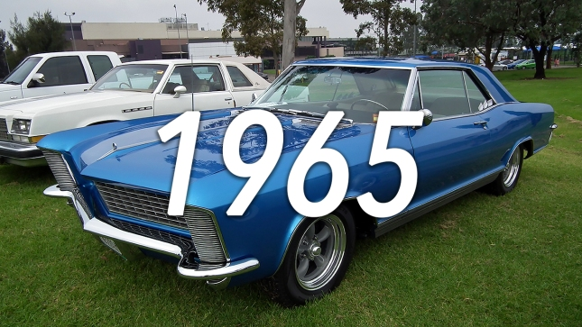 General Motors, 1965