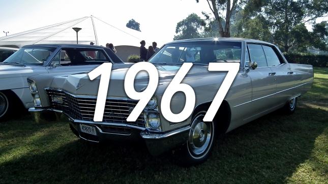 General Motors, 1967