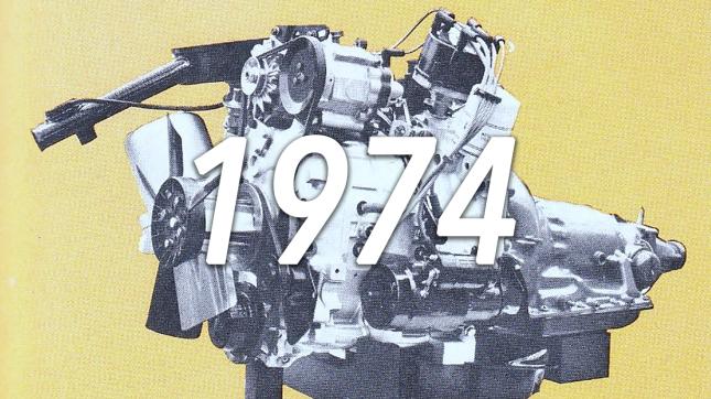 General Motors, 1974