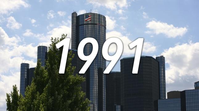 General Motors, 1991