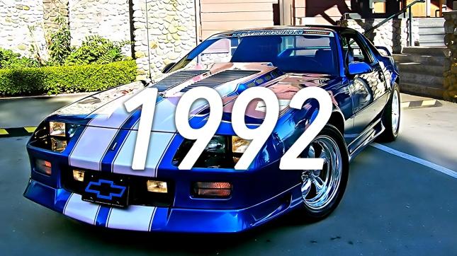 General Motors, 1992
