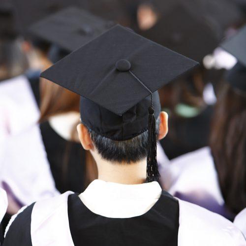Graduation, graduate cap