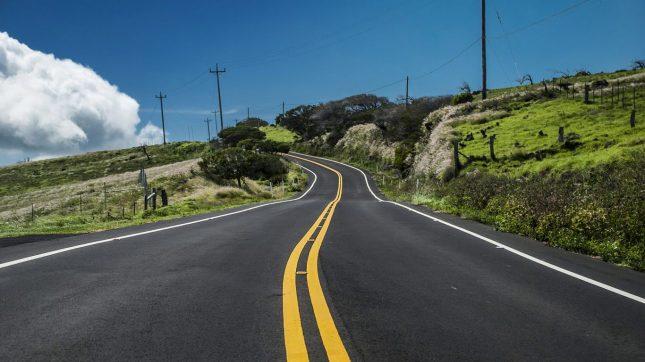 Hawaii road