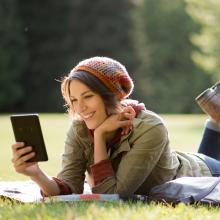Kindle reading
