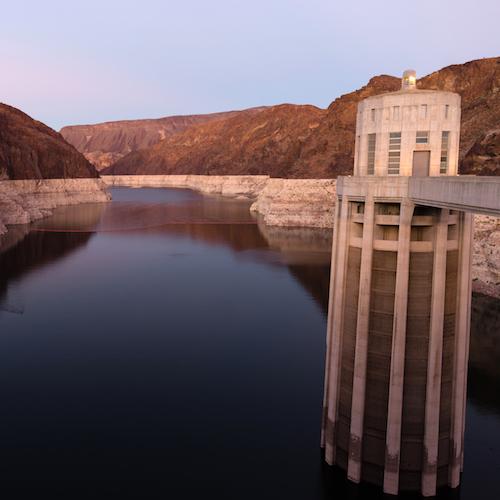Lake Meade Drought