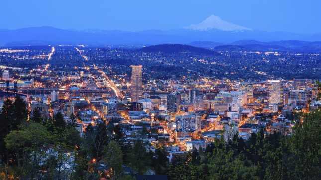 Portland, Oregon 2
