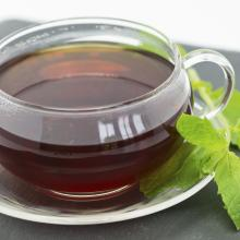 glass teacup