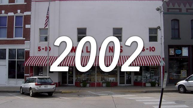 Walmart, 2002