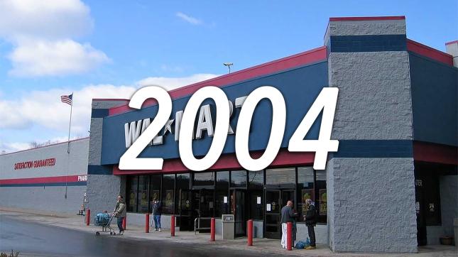 Walmart, 2004
