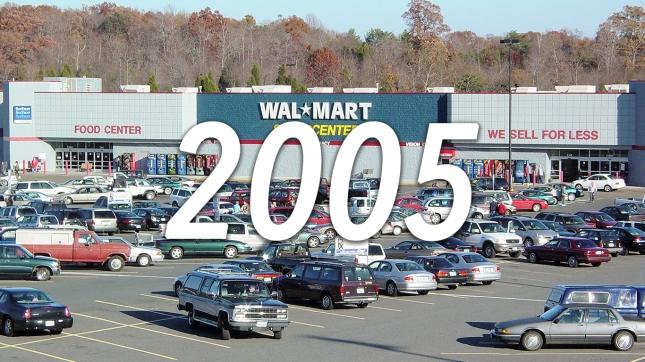 Walmart, 2005