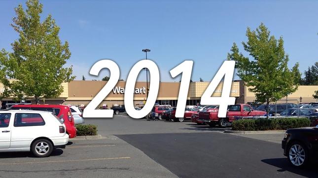Walmart, 2014