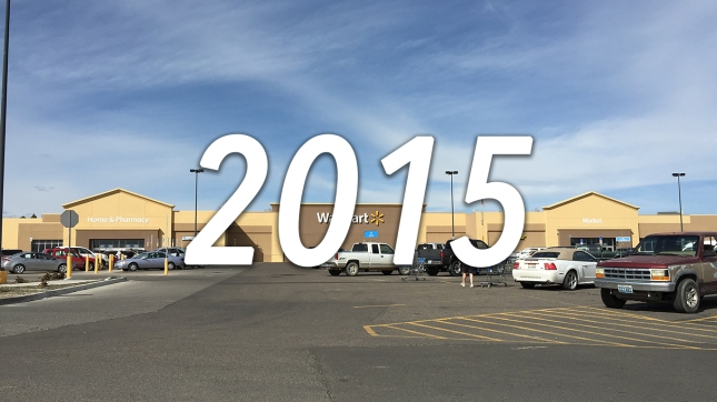 Walmart, 2015