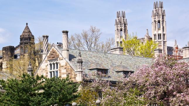 Yale, New Haven, Connecticut