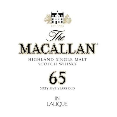 Macallan label